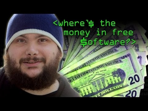 How Do You Make Money From Free Software?