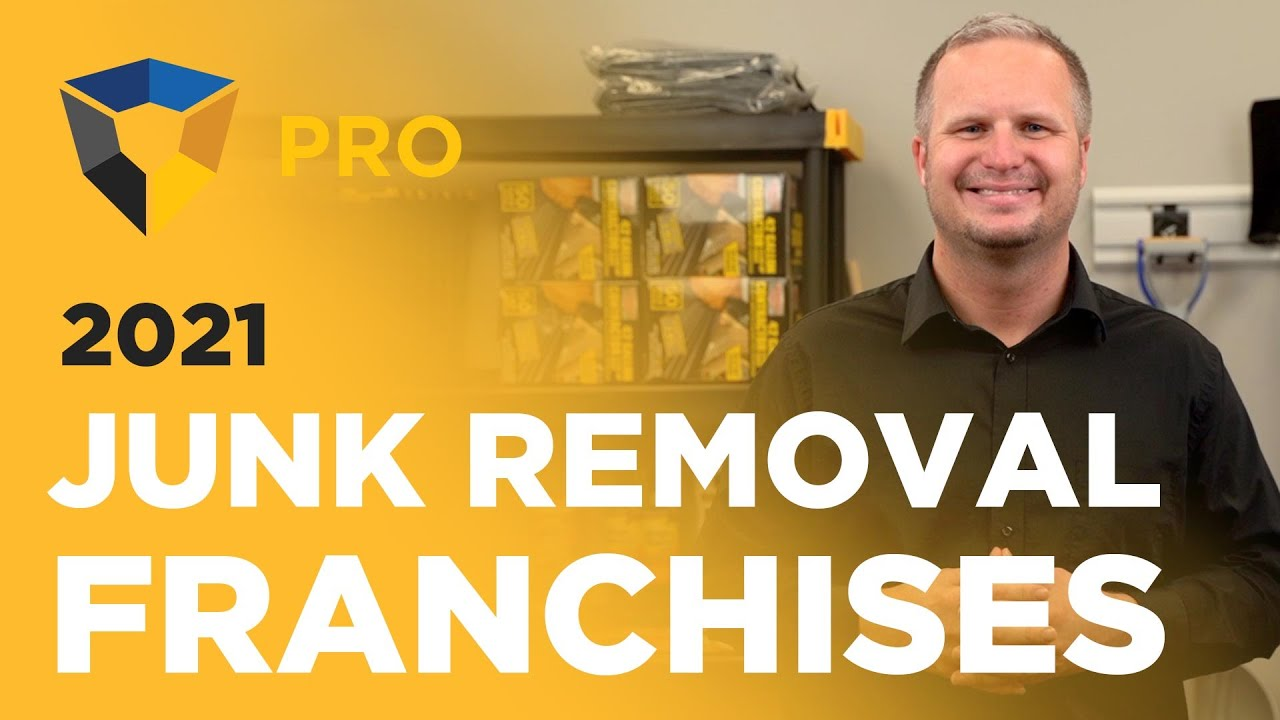 2021 Comparison of Junk Removal Business Franchise Options