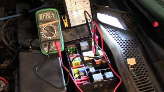 Cranking No-Start Real Time Diagnosis -Ford Focus