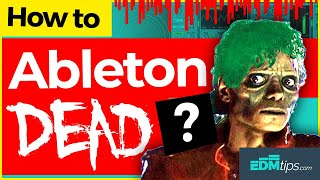 How to Make House Music in Ableton Live 10 (HALLOWEEN Special! 🎃🔪) Warning: SCARY!!! 😱