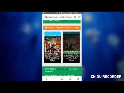 How to download full hd in hindi main journey to the west the demons strike movie