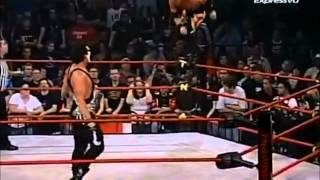Christian Cage Vs. Abyss Vs. Sting HD Highlights- Final Resolution 2007