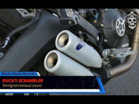 Ducati Scrambler Best 6 Exhaust Sound Akrapovic Zard Sc Project