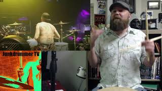 Drum Teacher Reacts To Travis Barker   Blink 182  Dammit   Episode 5