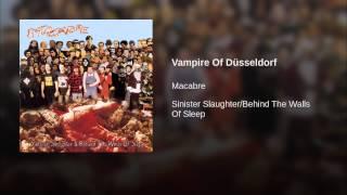 Vampire Of Düsseldorf