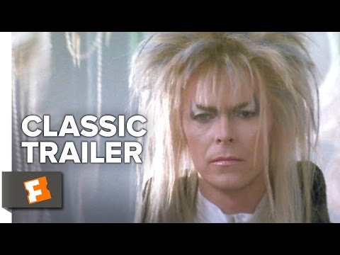Labyrinth  1986  official trailer   david bowie  jennifer connelly movie hd