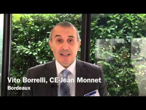 Vito Borrelli, chef de secteur, Commission européenne