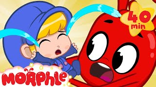 Mila The BABY is CRYING!! - My Magic Pet Morphle | Cartoons For Kids | Morphle TV | BRAND NEW