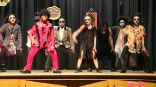 Thriller MJ Tribute - Kids show at Baldwin Hills Elementary