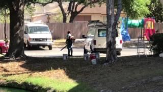 АМЕРИКАНСКИЕ ВЕНИКИ покраска домов в США 04.17 маляры Орландо Флорида