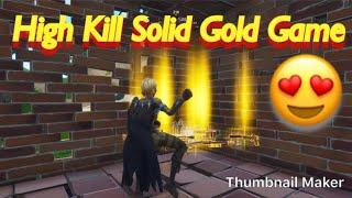 11 kill solo solid gold win fortnite battle royale - fortnite 11 kill win thumbnail
