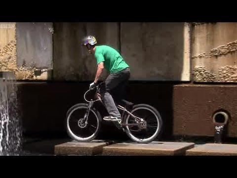 Honda CRV vs Mountain Bikers | Top Gear USA