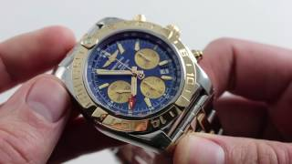Breitling Chronomat 44 GMT CB042012 Luxury Watch Review