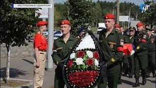 В Ижевске торжественно похоронили погибшего в годы Великой Отечественной уроженца Удмуртии Якова Ефремова