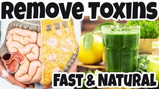 FAST & Natural Way to DETOX Entire YOUR BODY - Help PREVENT CANCER & Remove Toxins from Liver, Colon