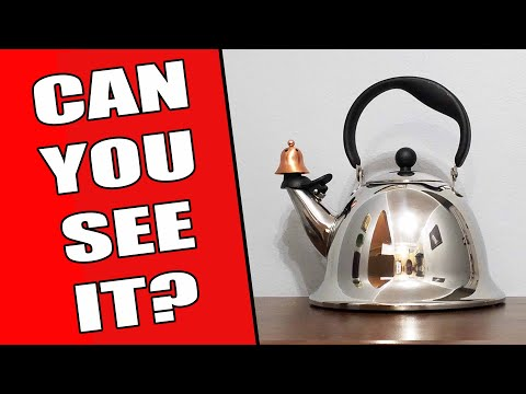 HITLER TEA KETTLE : The Time JCPENNEY Got in Trouble for Selling a TEAPOT that looks like HITLER