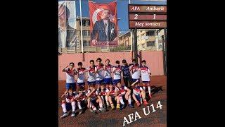 0-1'den .... 2-1 maç sonucu ...AFA