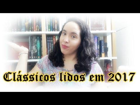 Clássicos lidos em 2017 | Um Livro e Só
