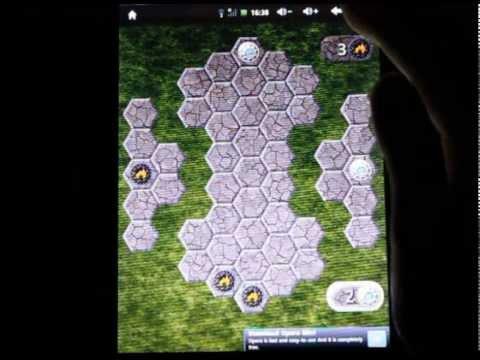 Video of Hexxagon