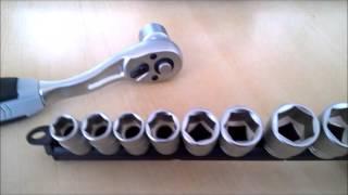 Meine neue Errungenschaft Werkzeugkoffer mit 129 Teile