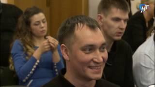 В минувшие выходные в Великом Новгороде собрались участники Школы молодежного актива