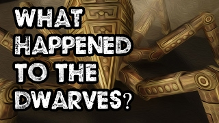 The Elder Scrolls Lore - Who are the Dwemer?Where are they?