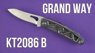 Grand Way KT2086 B - відео 2