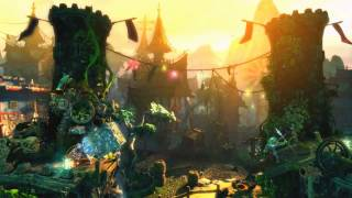 Trine 2  Complete Story PS4 Gameplay