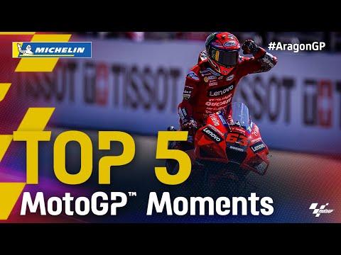 MotoGP 2021 第13戦アラゴンGP 決勝レースハイライト動画
