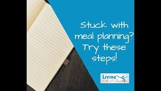 Meal planning after sleeve gastrectomy - your 'how to' guide