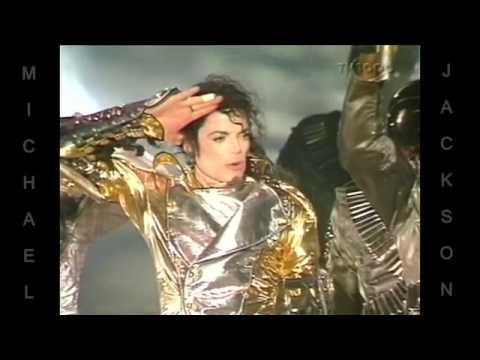 Michael Jackson Live In Sweden Gothenburg HIStory
