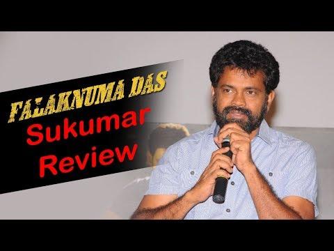 Sukumar Review After Watching Falaknuma Das