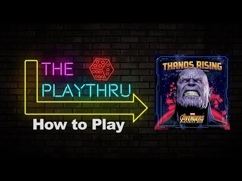 How to play Thanos Rising | The PlayThru