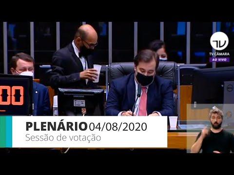 Plenário aprova alterações no Código Penal para punir quem faz denúncia falsa - 04/08/20 - 14:58