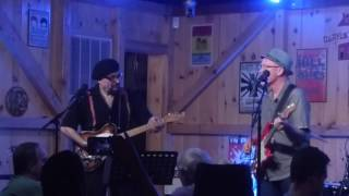 Jimmy Vivino & Friends ft Marshall Crenshaw - Rave On 8-6-16 Daryl's House - Pawling, NYy