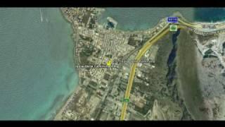 preview picture of video 'Isola delle Femmine - Come arrivarci'