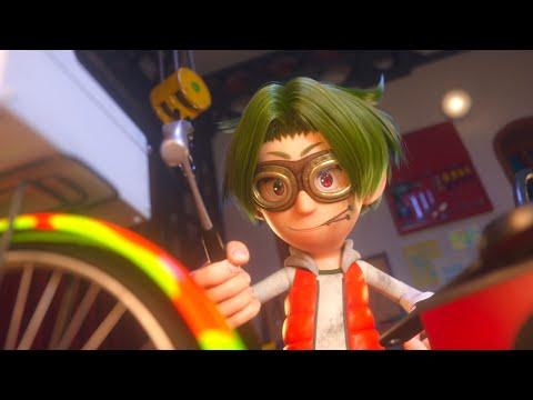 Chapitre IV - Le garçon qui voulait ne faire qu'un avec le vent de Balan Wonderworld