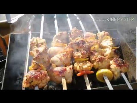 Секрет приготовитьмягкий исочныйшашлыкиз курица