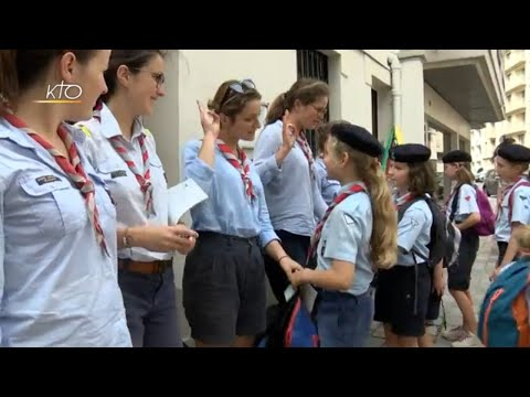 Scoutisme : vivre le service (2/4)