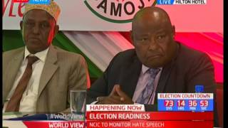 World View - 26th May 2017 - NCIC releases Election Monitoring tool