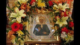 Акафист святой блаженной старице Матроне Московской