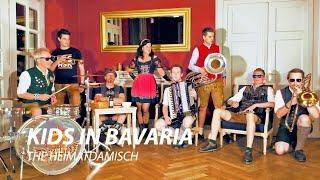 THE HEIMATDAMISCH: Kids in Bavaria (Kim Wilde)