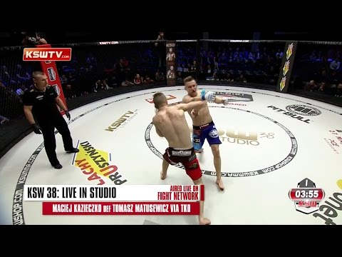 Top 3 Must-See Moments from KSW 38: Sowinski vs. Chlewicki