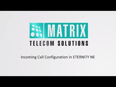 IP-PBX System Matrix NENX