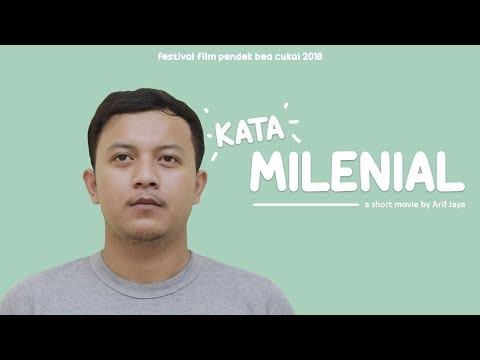 Kata Milenial  #FFBC2018