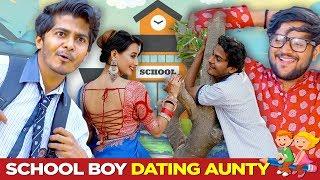 SCHOOL BOY DATING AUNTY    NISHANT CHATURVEDI Feat. VIRAT BENIWAL