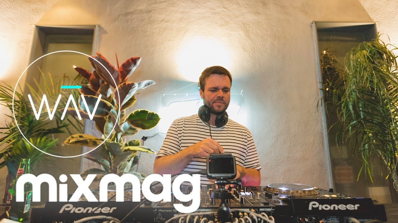 Tensnake - Live @ WAV Media x Mixmag partnership launch 2018