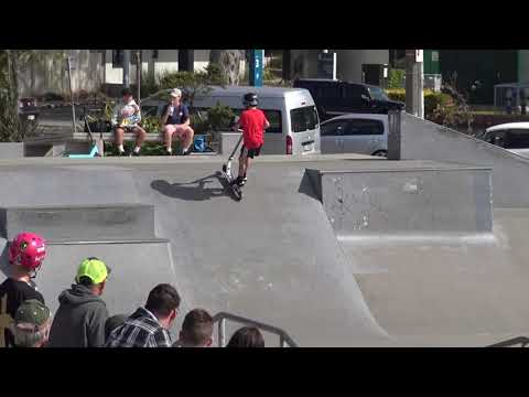 New Zealand Scooter Nationals 2020 - Under 10's Corbin Brown