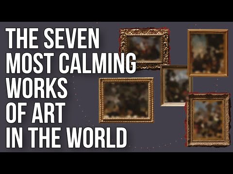 7 of the Most Calming Famous Artworks in the World