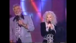 KENNY ROGERS & DOLLY PARTON - Real Love (Live)